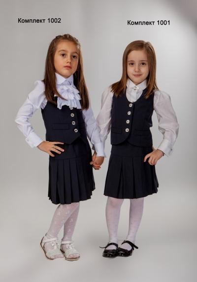 каталог школьной формы для девочек