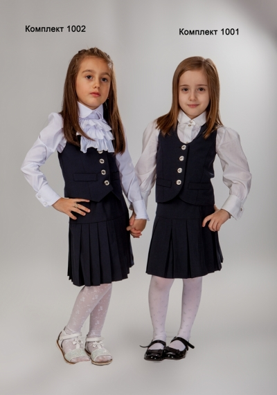 школьная форма для девочек оптом